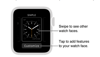 Come personalizzare Apple Watch modificare quadrante orologio