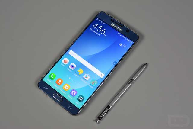 Galaxy Note 5 come resettare e fare hard reset