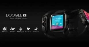 DOOGEE S1 SmartWatch con Android 3G