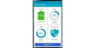 Galaxy S6 come disabilitare Smart Manager Anti Virus sul Samsung