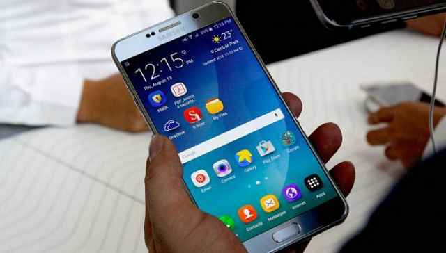 Galaxy Note 7 interfaccia Note UX video anteprima