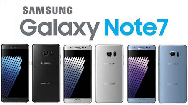 Manuale d'uso Galaxy Note 7 istruzioni italiano download Pdf Samsung