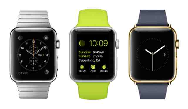 Apple Watch come modificare quadrante sfondo Watch Face