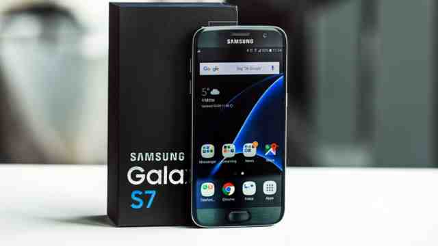 Galaxy S7 Modifica aumentare dimensione testo