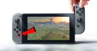 Come fare schreenshot Nintendo Switch