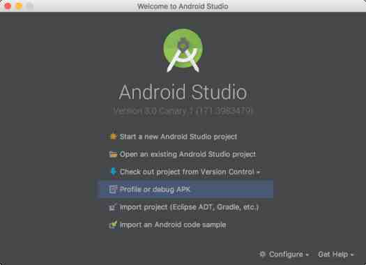 Download Android Studio 3.0 gratis