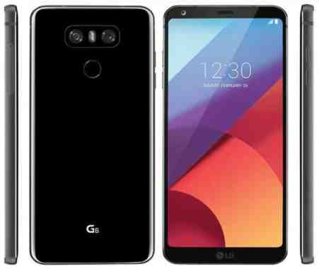 LG G6 LGH870 Manuale d'uso Pdf Download