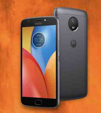 Motorola Moto E4 Plus come fare Screenshot