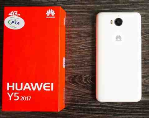 Huawei Y5 2017 Unboxing e caratteristiche