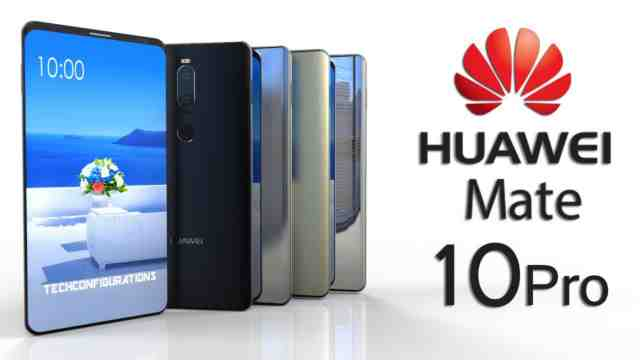 Huawei Mate 10 Manuale D'uso PDF Download