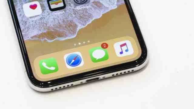 Manuale iPhone X Guida uso italiano iOS 11
