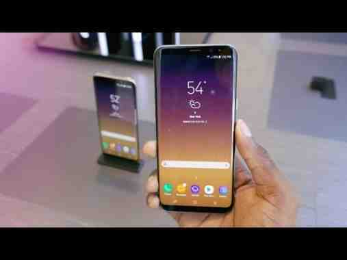 Samsung Galaxy S8 Modificare screenshot dopo cattura