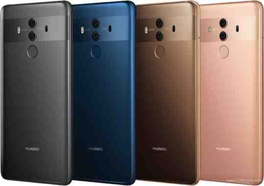 Huawei Mate 10 Come collegare internet