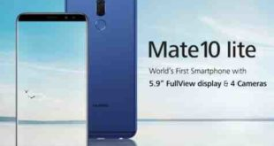 Huawei Mate 10 Lite Manuale italiano Pdf Download