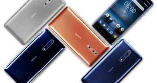 Manuale Nokia 8 italiano PDF download gratis