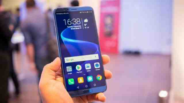 Honor View 10 hard reset cancellare telefono