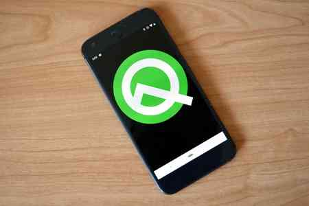 Android Q Huawei