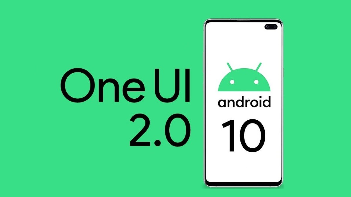 Android 10 One UI 20