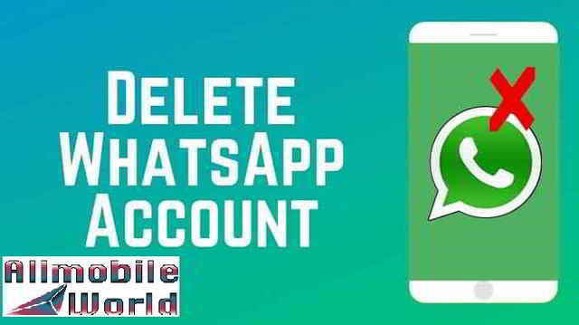 WhatsApp Come cancellare account su Huawei P40 Pro
