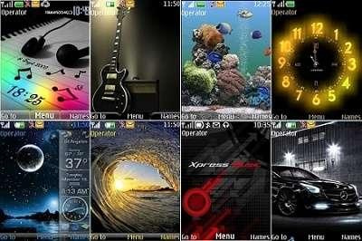 Nokia Symbian theme gratis