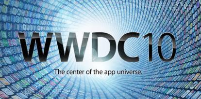 WWDC10 apple iphone 4 apple firmware 4