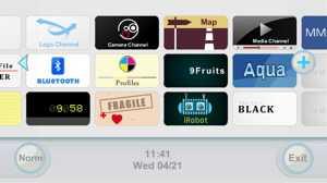 Iconsolle per Nokia N97 e Nokia 5800