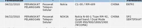 Nokia C1 il nuovo telefono Nokia di fascia bassa