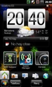 Rom HTC Touch HD