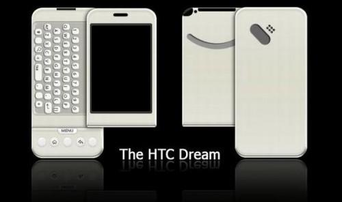 htc dream hard reset