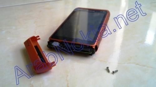 nokia n8 battery replace