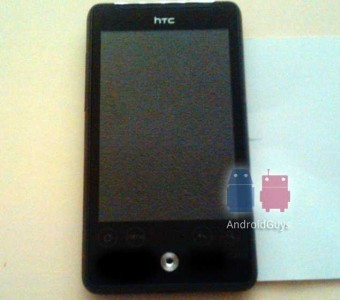 HTC Aria Android
