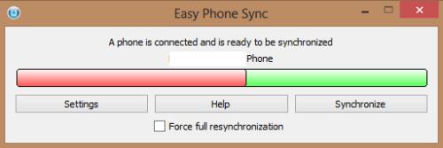 Easy phone sync trasferire i contatti da iphone a galaxy s3