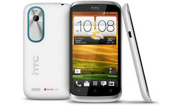 libretto istruzioni HTC Desire X