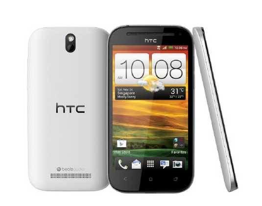 HTC One SV manuale di istruzioni