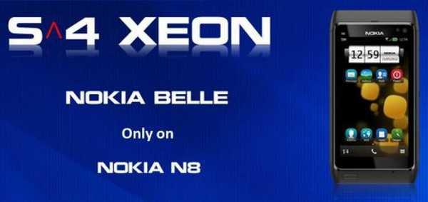 Custom firmware nokia n8 s4 xenon
