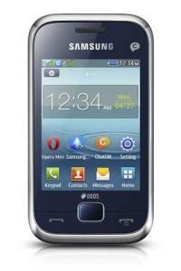 Samsung REX 60 cellulare Android econonomico