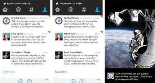 Twitter per Nokia Lumia Twitt e retwitt senza problemi