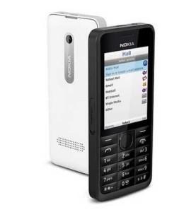 Nokia 301 Symbian S40 Video e caratteristiche