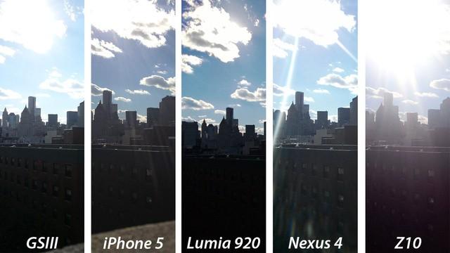 test fotografico Nokia Lumia 920