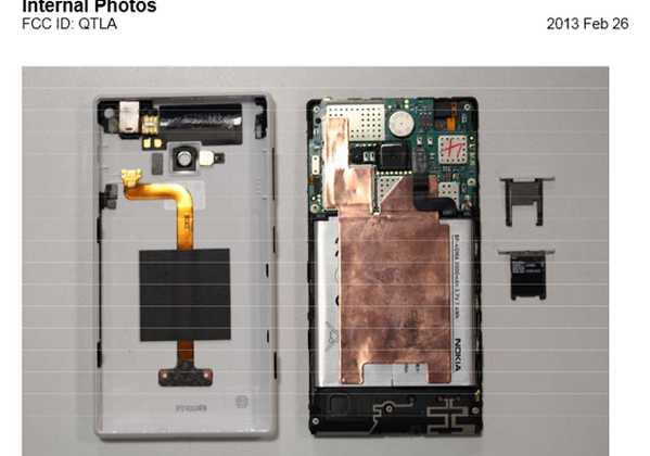 Lumia 720 foto hardware e manuale istruzioni