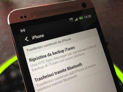 Guida aggiornare il software dell HTC One