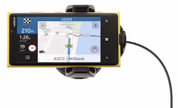 Nokia caricabatterie da auto cr-200