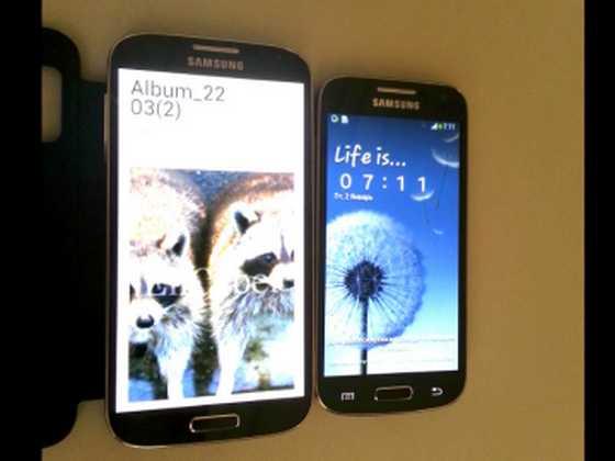 Samsung Galaxy S4 Mini GT-I9190 e GT-I9192