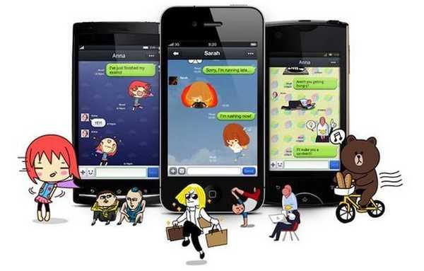 line il messenger per windows phone si aggiorna con supporto voip