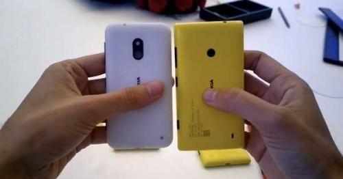 Lumia 620 e Lumia 520 a confromto