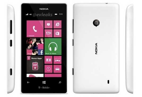Lumia 521 la prima foto in anteprima