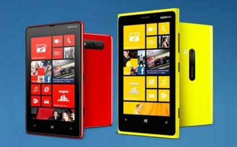 Aggiornamento firmware Nokia Lumia 920 Lumia 820 e Lumia 620