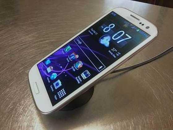 ricarica wireless caricabatterie senza fili galaxy s3
