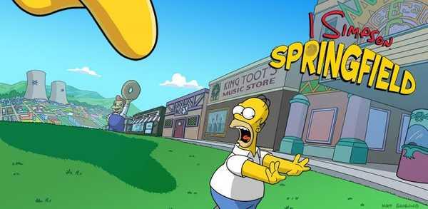 Simpson apk il gioco per android