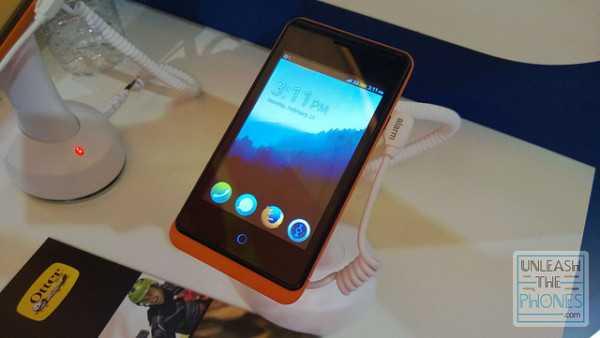 smartphone firefox dimostrazione video